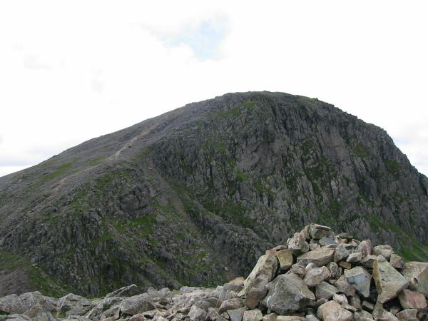 Great Gable from Green Gable