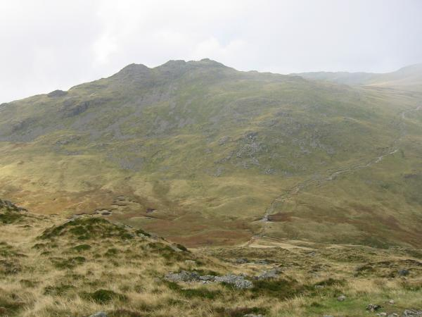 Cold Pike from Pike O' Blisco
