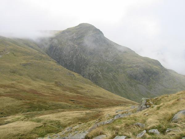 Great Knott from Pike O' Blisco
