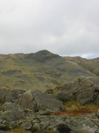 Sergeant Man from Pavey Ark