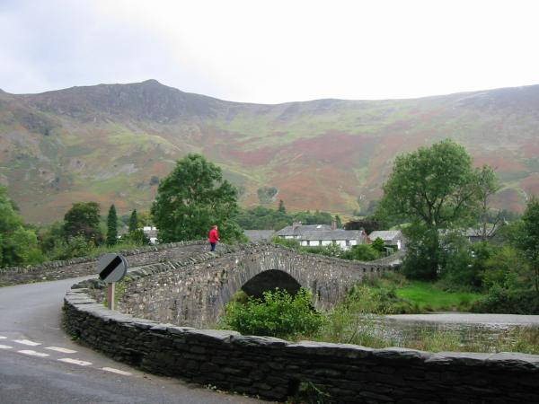 Grange bridge, Borrowdale