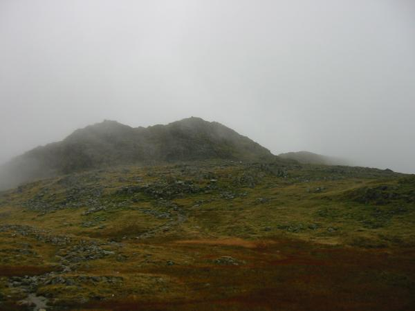 Glaramara from near Comb Head