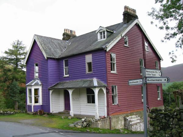 The Purple House, Rigg Beck
