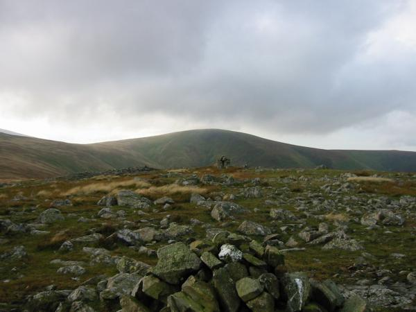 Stybarrow Dodd from Hart Side summit
