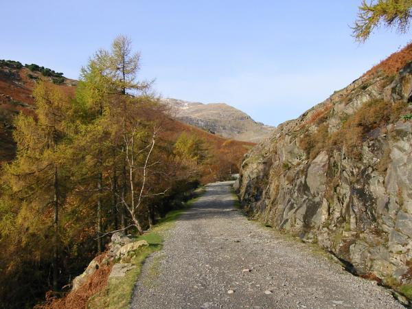 Coniston Coppermines road