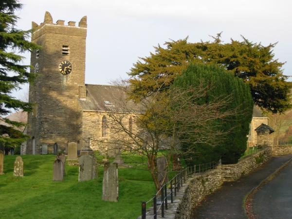 Troutbeck Church