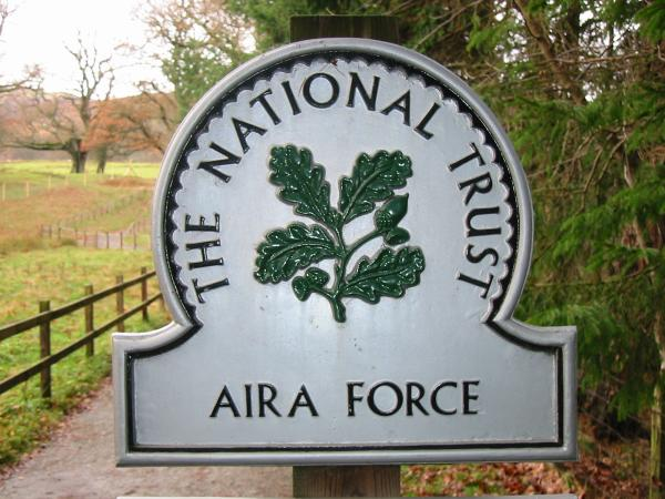 Aira Force NT sign