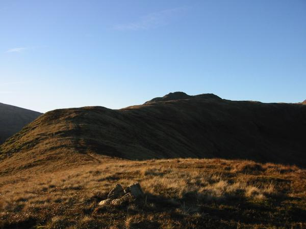 Little Hart Crag from High Hartsop Dodd summit