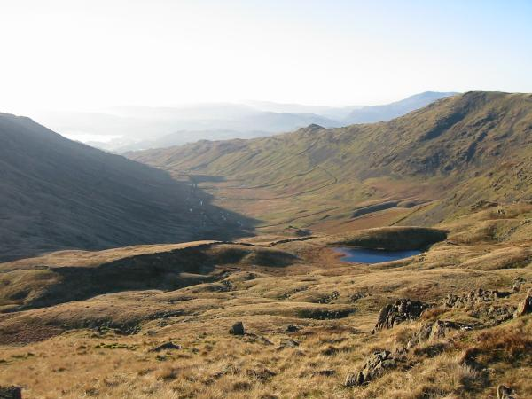 Scandale from Little Hart Crag
