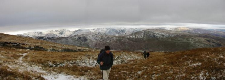 View west from Keasgill Head