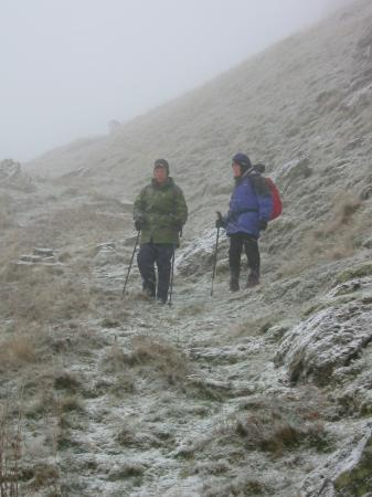 Descending to Howtown