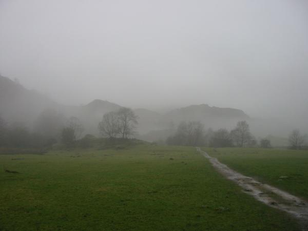 A misty Easedale