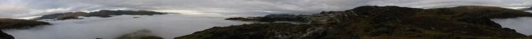 360 Panorama from Tarn Crag summit