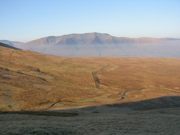 Blencathra and the Old Coach Road