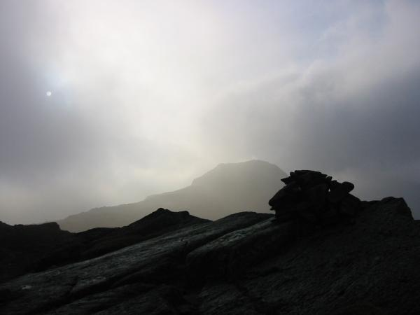 Sergeant's Crag from Eagle Crag summit