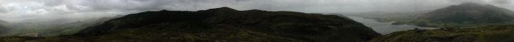 360 Panorama from Barf's summit