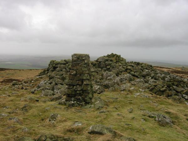 Binsey summit