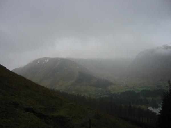 Steel Fell and Wythburn valley