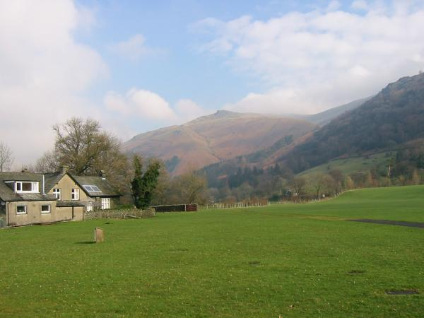 Stone Arthur from Grasmere