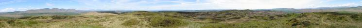 360 Panorama from Top O ' Selside summit