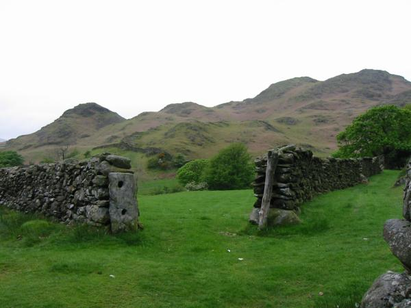 Hovel Knott and Great Stickle
