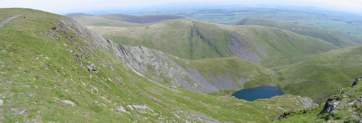 Sharp Edge and Scales Tarn