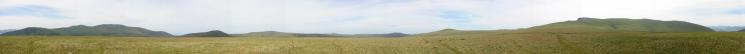 360 Panorama from Mungrisdale Common summit
