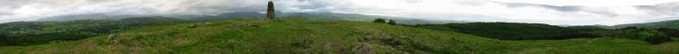 360 Panorama from Latterbarrow summit