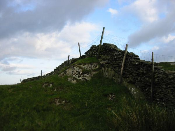 The Pike's summit