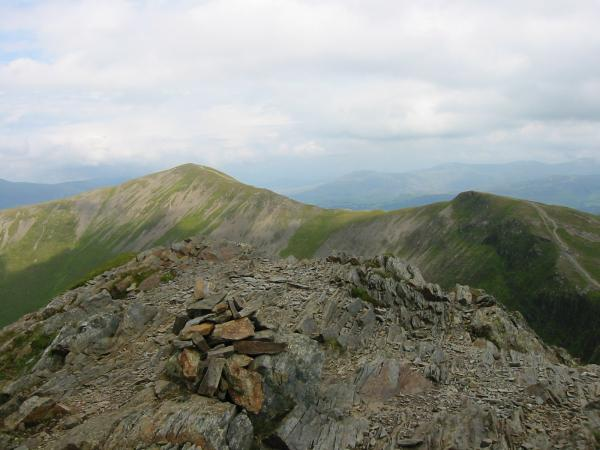 Grisedale Pike from Hopegill Head