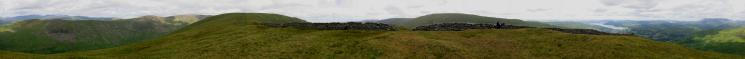 360 Panorama from High Pike's summit