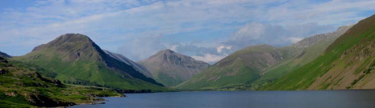 THE VIEW, classic Wasdale