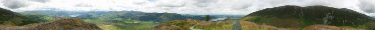 360 Panorama from Dodd's summit