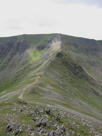 Swirral Edge from Catstycam