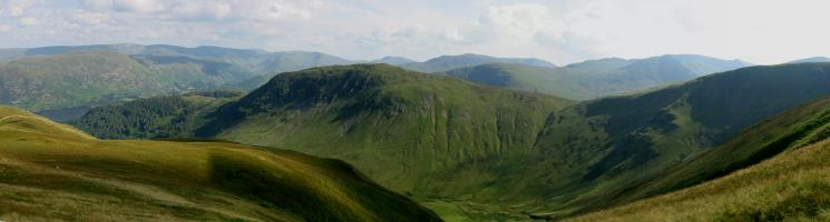 Sheffield Pike and Glencoyne