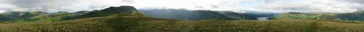 360 Panorama from Birks summit