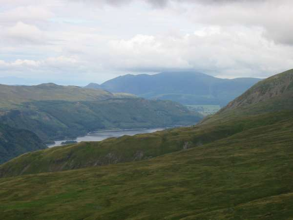 Northwards to Thirlmere and Skiddaw