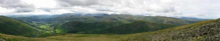 Westerly panorama