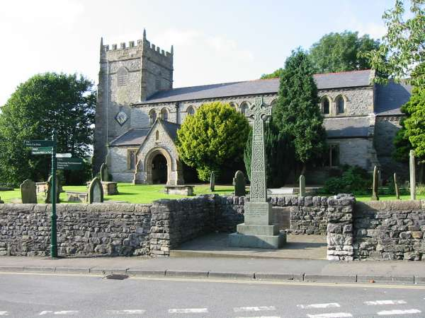 St Mary's church, Ingleton
