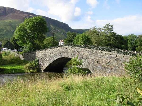 The bridge at Grange