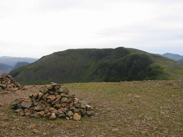 High Stile from Red Pike's summit