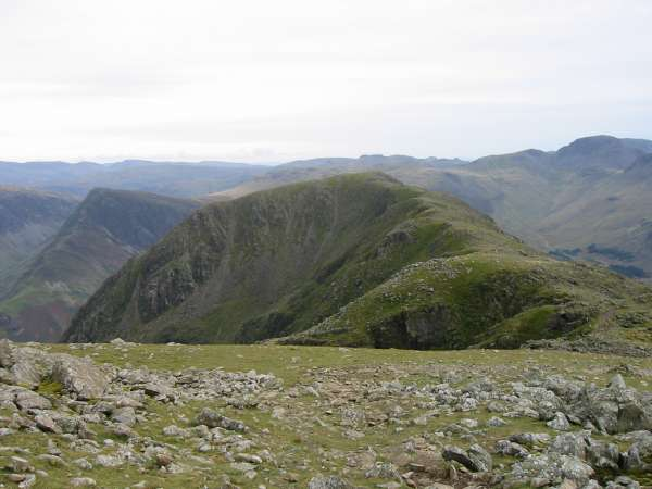 High Crag from High Stile