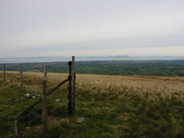 Burnbank Fell summit