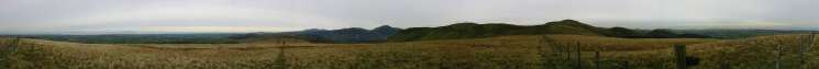 360 Panorama from Burnbank Fell's summit