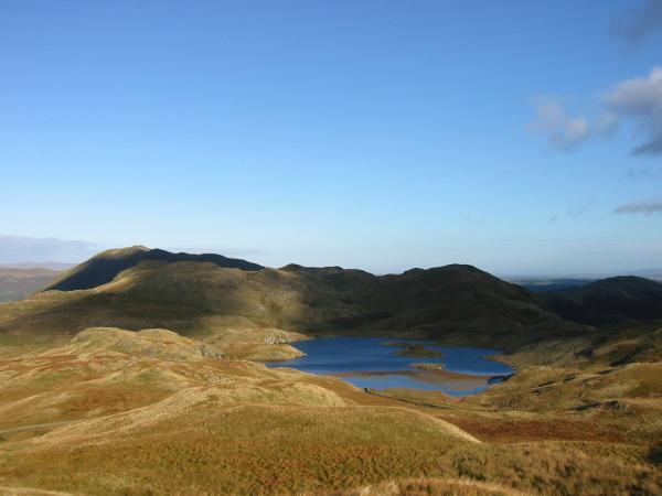 Place Fell and Angle Tarn