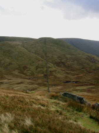 The Knott from Rest Dodd, just follow the wall