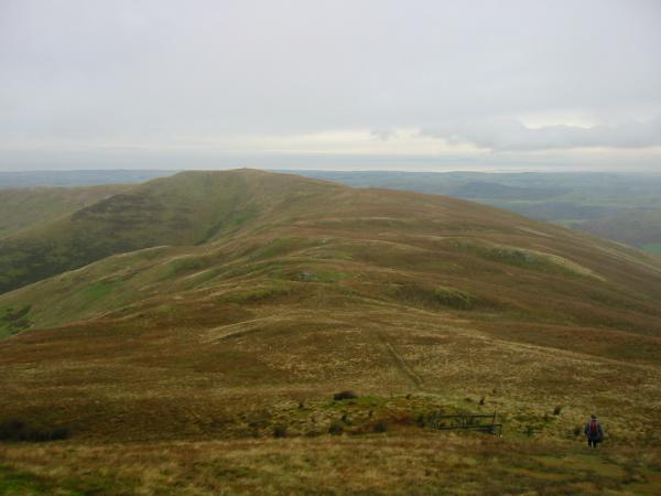 Broom Fell from Lord's Seat