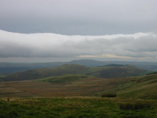 Looking over Sale Fell to Binsey