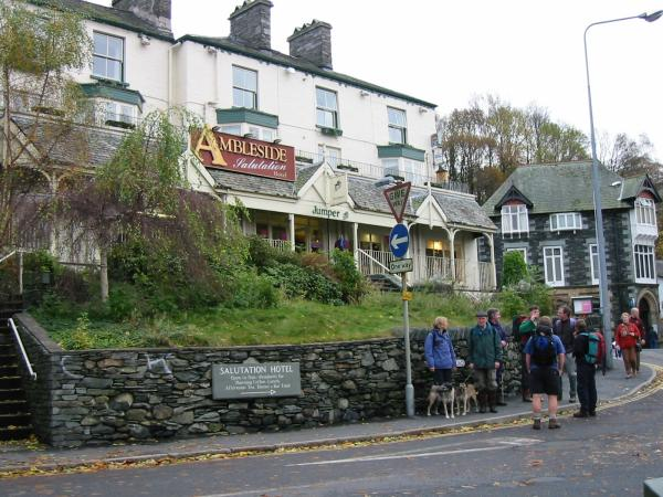 Salutation Inn, Ambleside