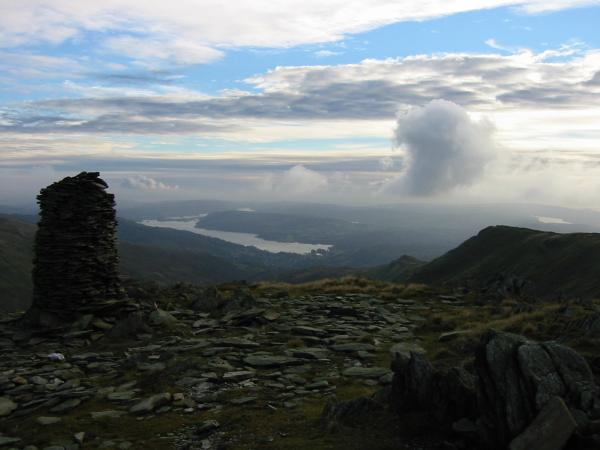 Windermere from High Bakestones